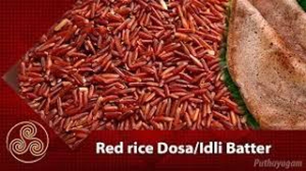 Red Rice Idly/Dosa Batter Mix 500 gms