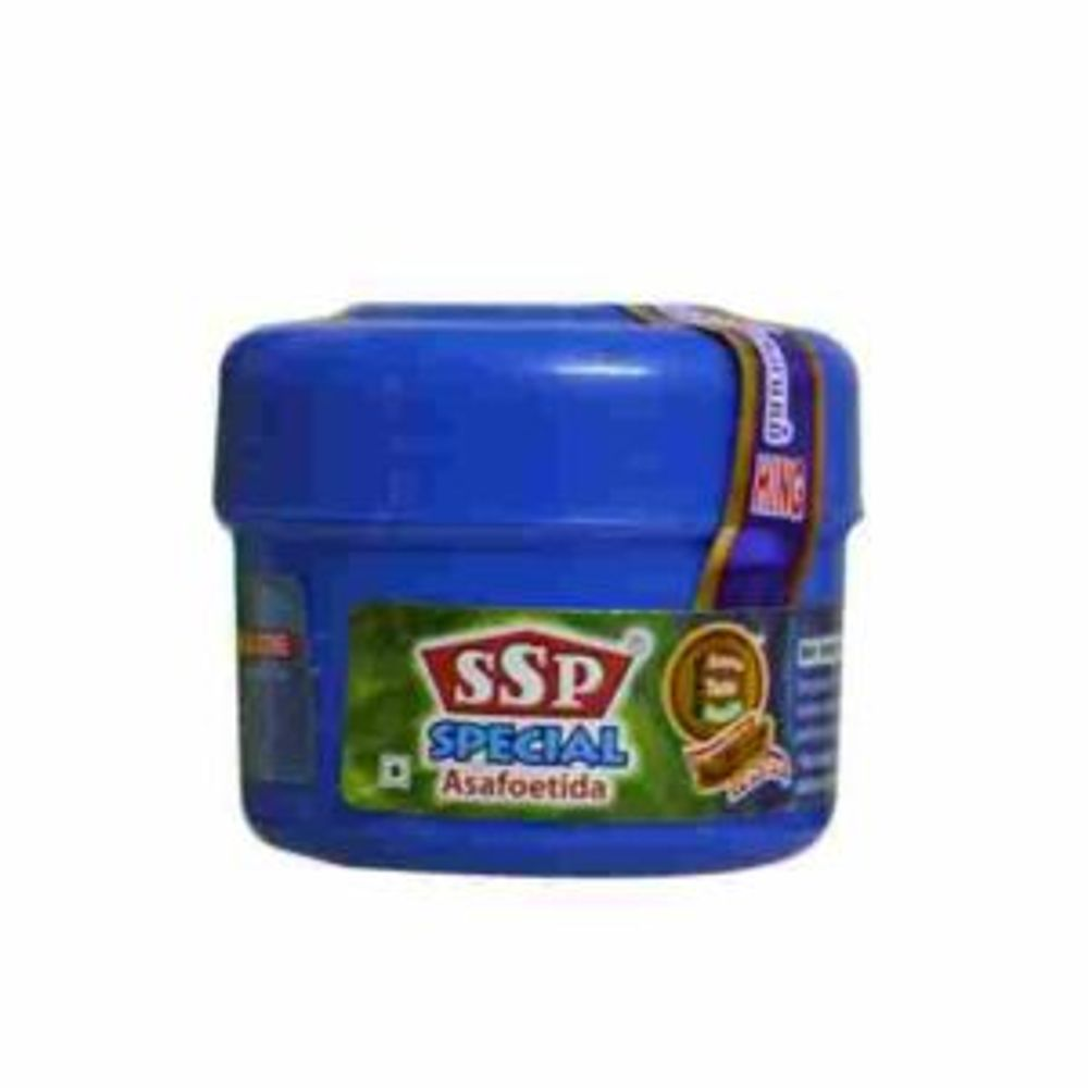 SSP  SPECIAL ASAFOETIDA 5 GMS