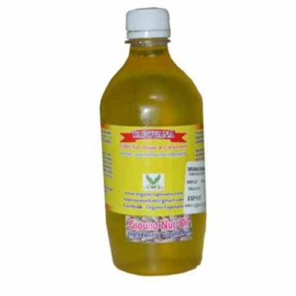 Cold Pressed Groundnut oil  500 ML