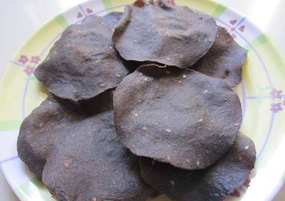Ragi Appalam 100 gms