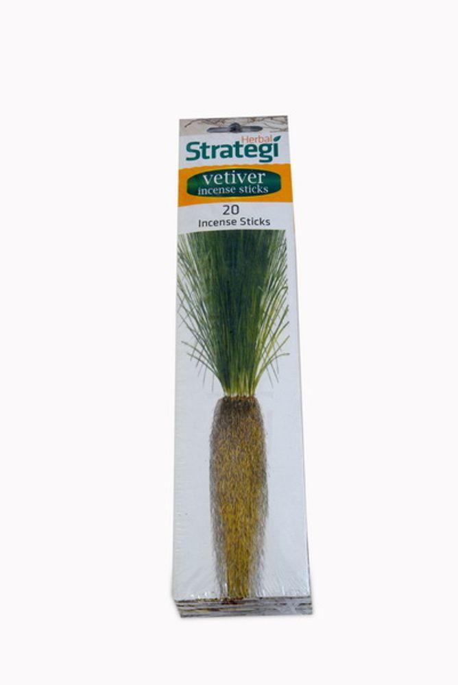 Strategi Repellent Incense Sticks
