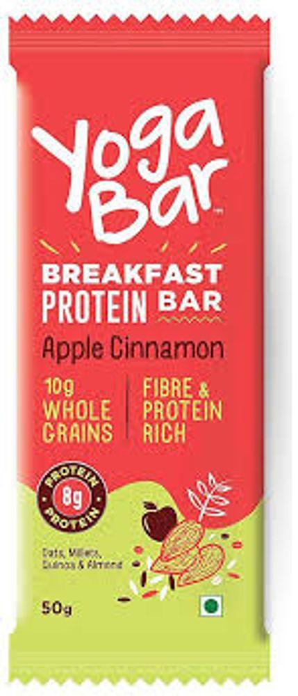YogaBar Apple Cinnamon