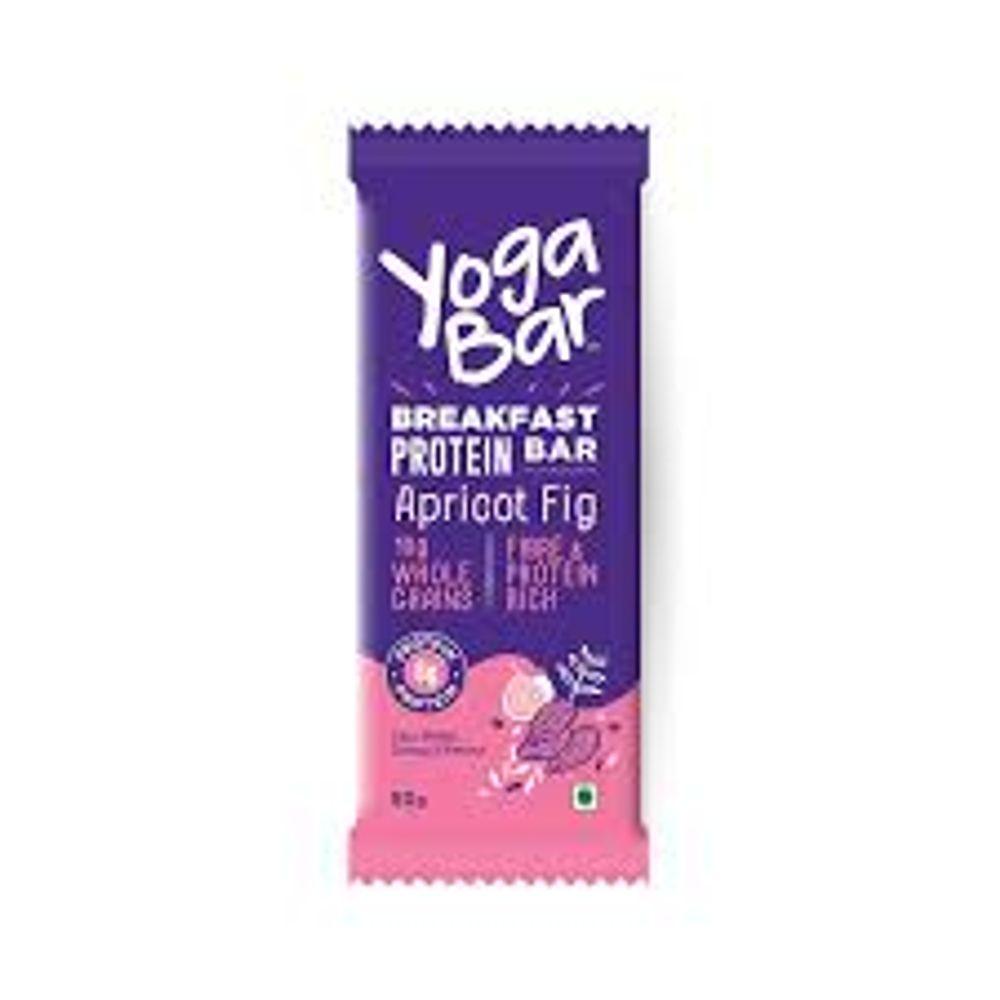 YogaBar Apricot Fig