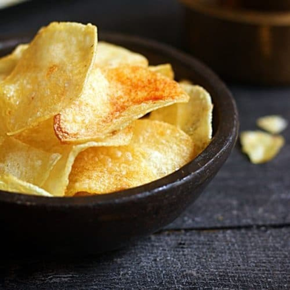 Potato chips (Chilly)