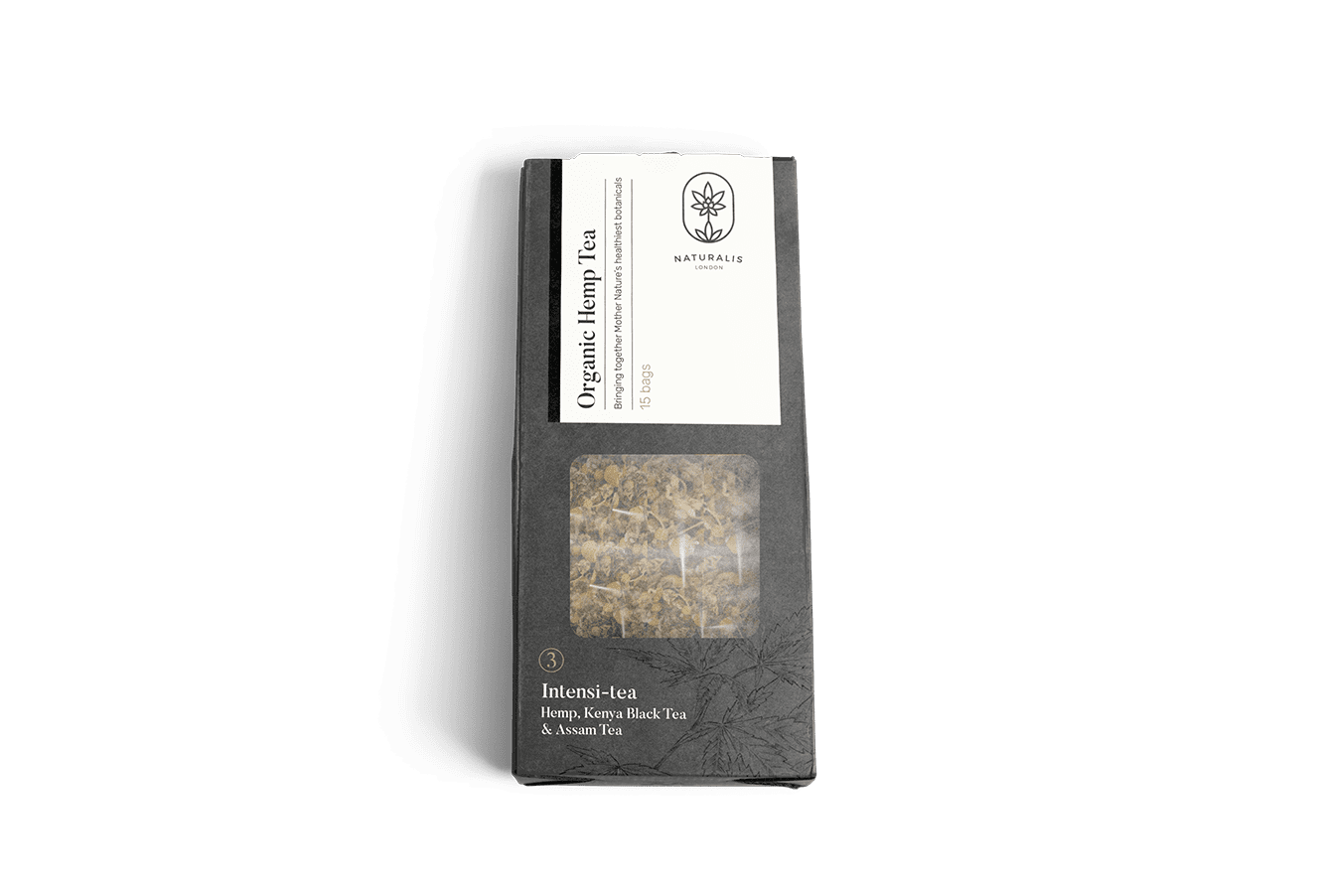 Organic Hemp Tea: Intensi-tea