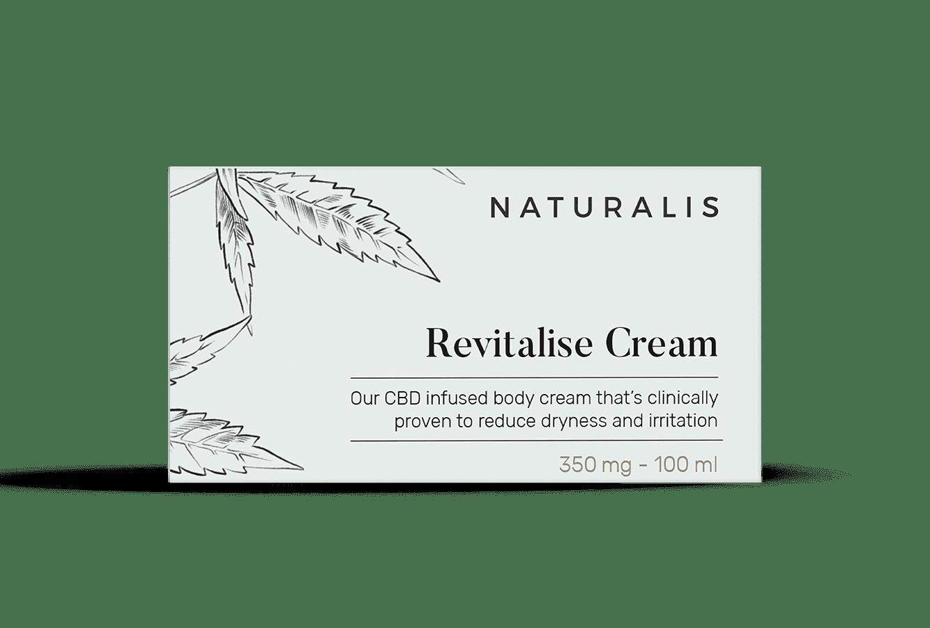 Revitalise CBD Cream