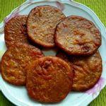 Adhirasam(Jaggery+Groundnut Oil)